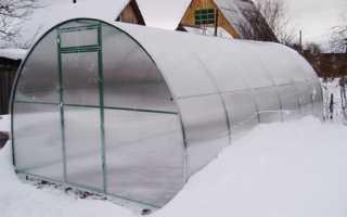 Подготовка парника к зиме: как правильно подготовить почву и каркас теплицы к зиме