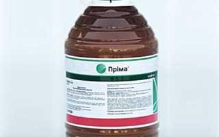 Прима гербицид: особенности использования