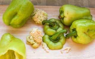 Причины образования в перцах других недоразвитых плодов