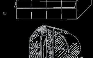 Теплица по Митлайдеру: видео, чертежи, схемы + пошаговая инструкция