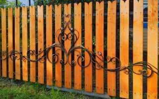 Крутая оградка: как сделать легко и быстро с минимумом материалов