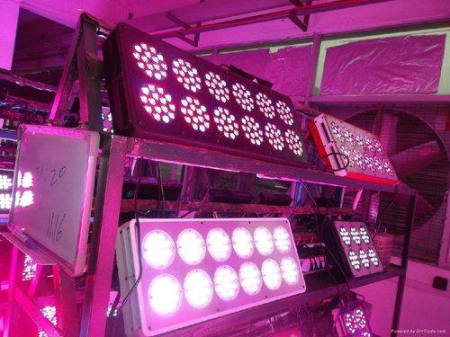 Светодиоды для применения в теплицах