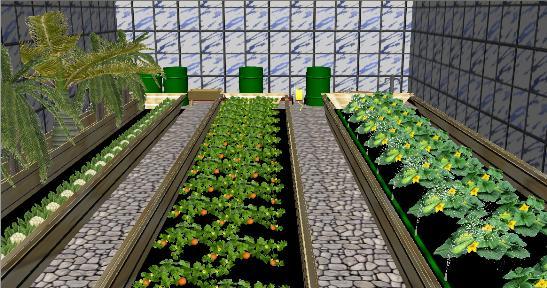 Для того чтобы обогреть парники на биотопливе его необходимо предварительно заготовить и разогреть.