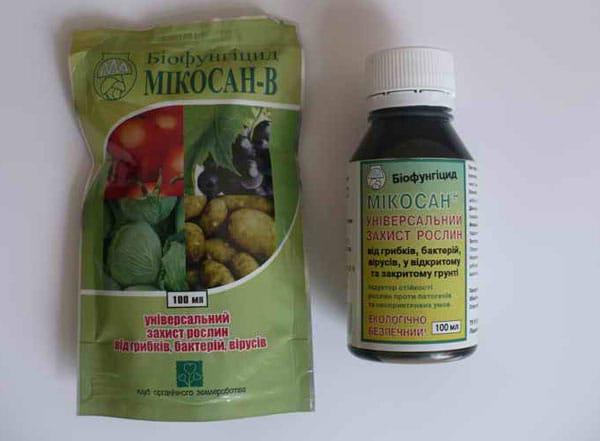 Микосан для растений