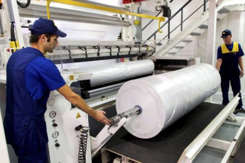 Производство парниковой плёнки