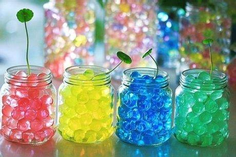 разноцветные гранулы