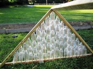 Строительство теплицы пирамидкой